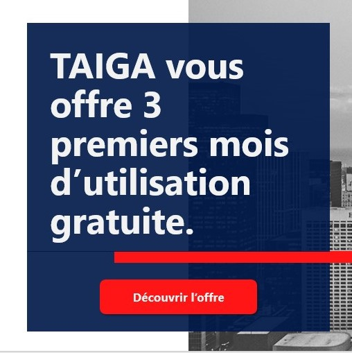 Key current challenges: cash forecasting and cash collection. Use TAIGA solutions free of charge for 3 months.